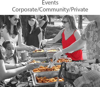 Concierge Services, Event Planning - Events: Corporate, Community, Private