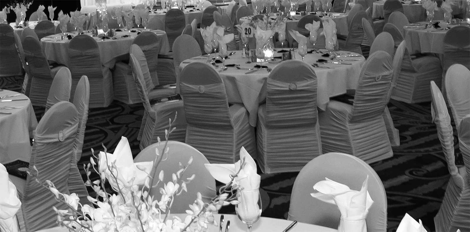 Concierge Services, Event Planning. Banquet. Gala.