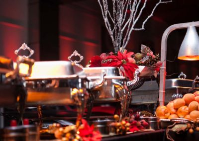 Corporate events gallery -corporate holiday event catering