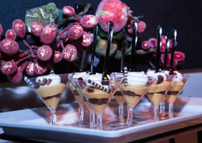 Corporate events gallery -holiday event catering