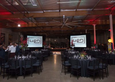 Corporate events gallery -corporate holiday event