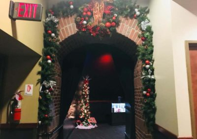 Holiday Decor Commericial Gallery -business holiday decorations