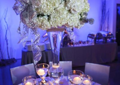 Corporate events gallery -corporate holiday event decor