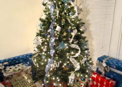 Modern Creative And Beautiful Christmas Tree Decorating Ideas d