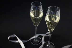 Champagne Toast for the New Year