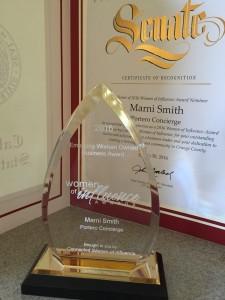 Women of Influence Award
